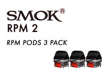 SMOK RPM 2 - RPM PODS - 3 PACK