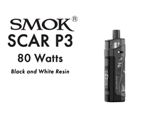 Smok Scar P3 Black & White Resin