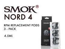 Smok Nord 4 RPM Pods 3 Pack