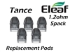 Eleaf Tance Replacement Pods 5-Pack