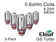 eLeaf GS Air - 0.6oHm Mesh (Five Pack)