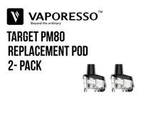 Vaporesso PM80 Replacement Pod - 2 Pack
