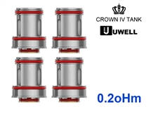 UWell Crown 4 Coils - 0.2oHm