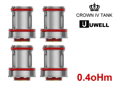 UWell Crown 4 Coils - 0.4oHm