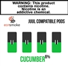 Eon Smoke Juul Compatible Pods - Cucumber (6%)
