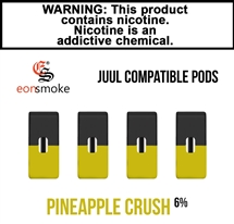 Eon Smoke Juul Compatible Pods - Pineapple Crush (6%)