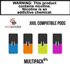 Eon Smoke Juul Compatible Pods - Multi Pack (6%)