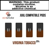 Eon Smoke Juul Compatible Pods - Virginia Tobacco (6%)