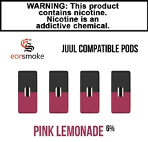 Eon Smoke Juul Compatible Pods - Pink Lemonade (6%)