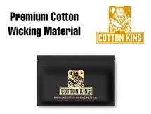 Cotton King - Premium Cotton Wicking Material