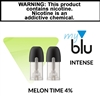 MyBlu INTENSE Liquipods - Melon Time - 4%