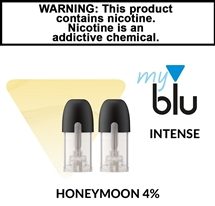 MyBlu INTENSE Liquipods - Honeymoon - 4%