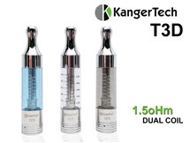 Kanger T3D - Bottom Dual Coil 1.5ohm