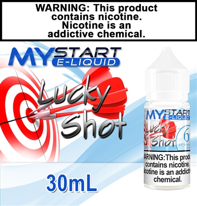 Lucky Shot Flavor Electronic Cigarette  in Charleston South Carolina
