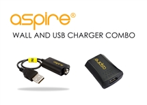 ASPIRE eGo..USB-Wall-Charger Combo 500mah Charger