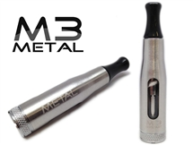 Mystart M3 1.6ml-2.4 oHm Tank Stardust Clearomizer.Replaceable Coil Heads