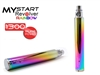 Mystart-Revolver 1300mah Variable Voltage eGo 1300mAh Battery