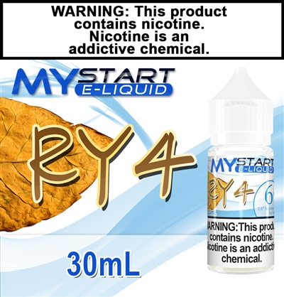 RY4 Flavor Electronic Cigarette  in Charleston South Carolina