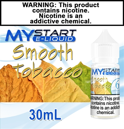 Smooth Tobacco Flavor