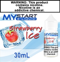 Strawberry-Ice Flavor
