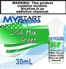 Usa Mix Green