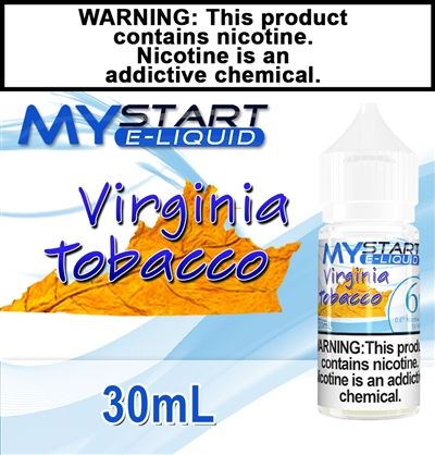 Virginia Tobacco Flavor