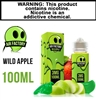 Air Factory - Wild Apple (100mL)