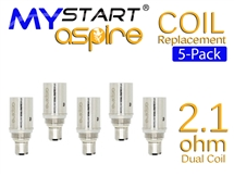 Mystart Aspire BDC Replacement Coil 2.1 oHm