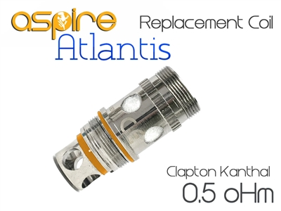 Aspire Triton Clapton Replacement Coil - 0.5 oHm