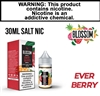 Blossom Salts - Ever Berry (30mL)