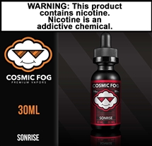 Cosmic Fog - Sonrise (30mL)