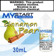 Cinnamon Pear Flavor E-Liquid