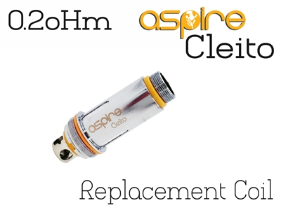 Aspire Cleito Replacement Coil - 0.2oHm