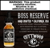 Cuttwood Eliquid - Boss Reserve