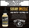 Cuttwood Eliquid - Sugar Drizzle