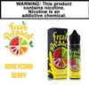Fresh Pressed - Honeycomb Berry (60mL)