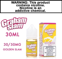 Graham Slam Salt- Golden Slam (30mL)