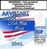 USA Mix Blue
