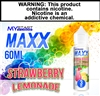 Mystart MAXX - Strawberry Lemonade (60mL)