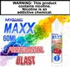 Mystart MAXX - Pomegranate Blast (60mL)
