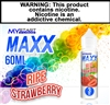 Mystart MAXX - Ripe Strawberry (60mL)
