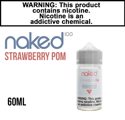 Naked100 - Strawberry Pom (60mL)