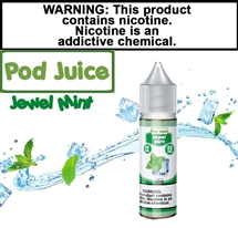 Pod Juice Jewel Mint (15ml)