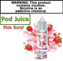 Pod Juice Pink Burst (15ml)