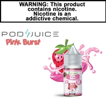 Pod Juice Pink Burst (30ml)