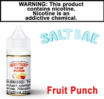 Salt Bae - Fruit Punch (30mL)