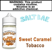 Salt Bae - Sweet Caramel Tobacco (30mL)