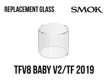 Smok TFV8 Baby V2/TF 2019 Straight Glass