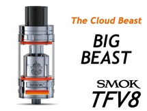 Smok TFV8 The Cloud Beast - SuboHm Tank Kit
