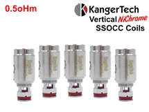 Kanger SSOCC Replacement Coil - 0.5 oHm